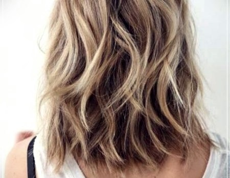 5 Long Choppy Bob Hairstyles for Brunettes and Blondes - long choppy bob hairstyles brunettes and blondes 16