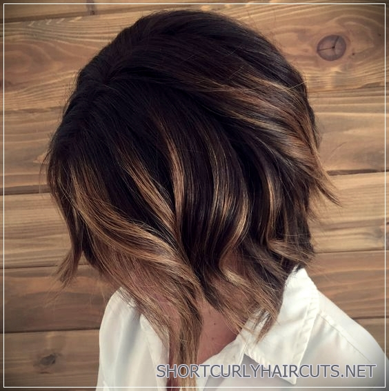 5 Long Choppy Bob Hairstyles for Brunettes and Blondes - long choppy bob hairstyles brunettes and blondes 6