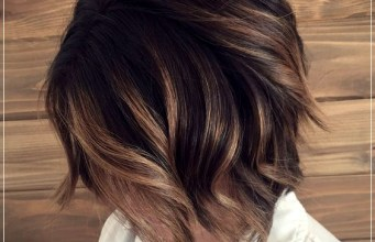Home - long choppy bob hairstyles brunettes and blondes 6