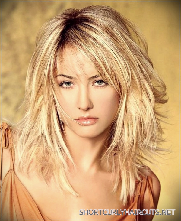 5 Long Choppy Bob Hairstyles for Brunettes and Blondes - long choppy bob hairstyles brunettes and blondes 7