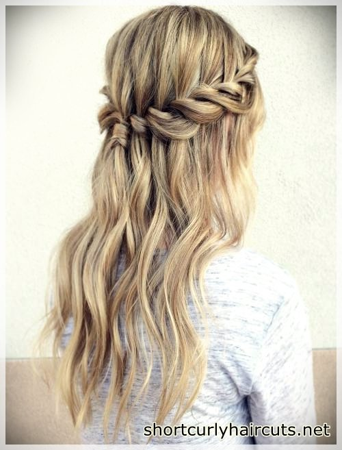 easy and quick hairstyles 17 - Easy and Quick Hairstyles You Will Seen New