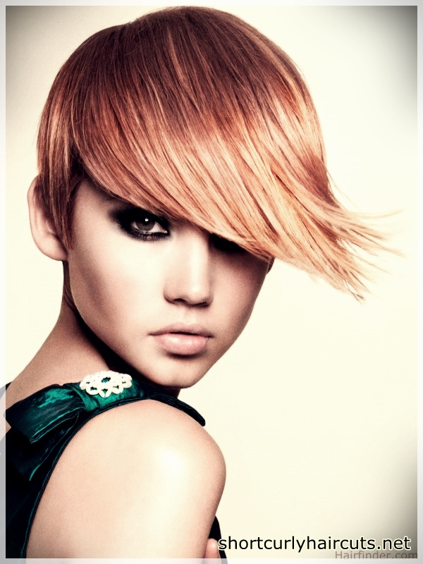 Edgy Short Hairstyles And Cuts 8 Short And Curly Haircuts