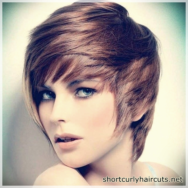 Best Pixie Haircuts for Round Faces - pixie haircuts for round faces 13