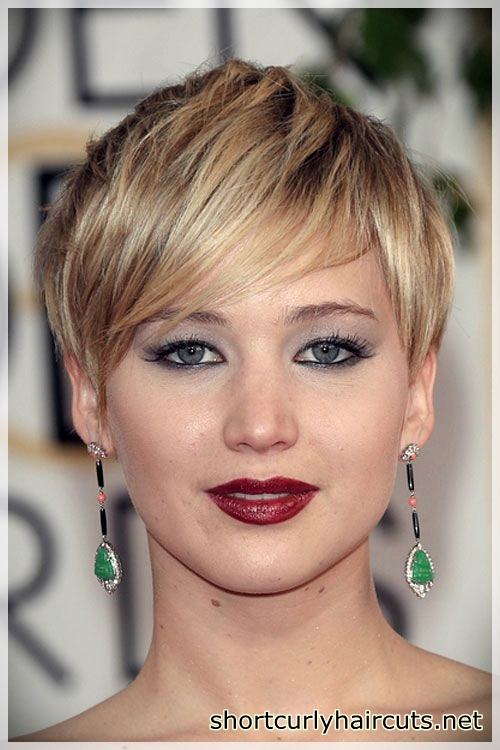 pixie haircuts for round faces 15 - Best Pixie Haircuts for Round Faces