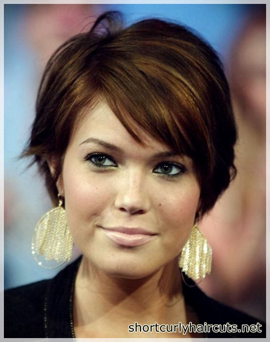 Best Pixie Haircuts for Round Faces - pixie haircuts for round faces 17
