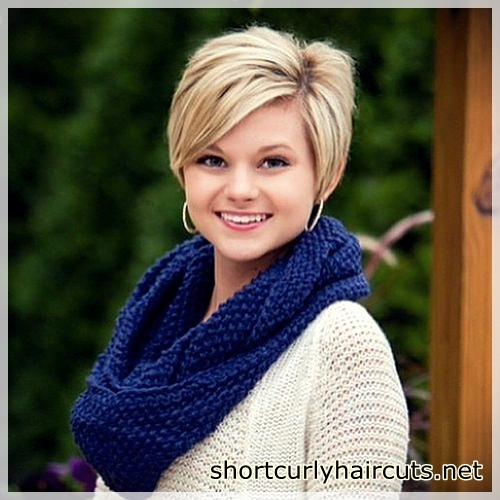 Best Pixie Haircuts for Round Faces - pixie haircuts for round faces 9