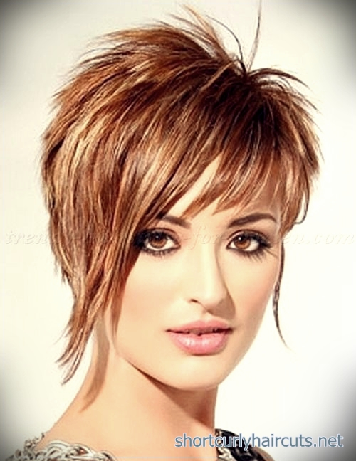 Look Out for the Fashionable and Trendy Short Haircuts 2018 - short haircuts 2018 12