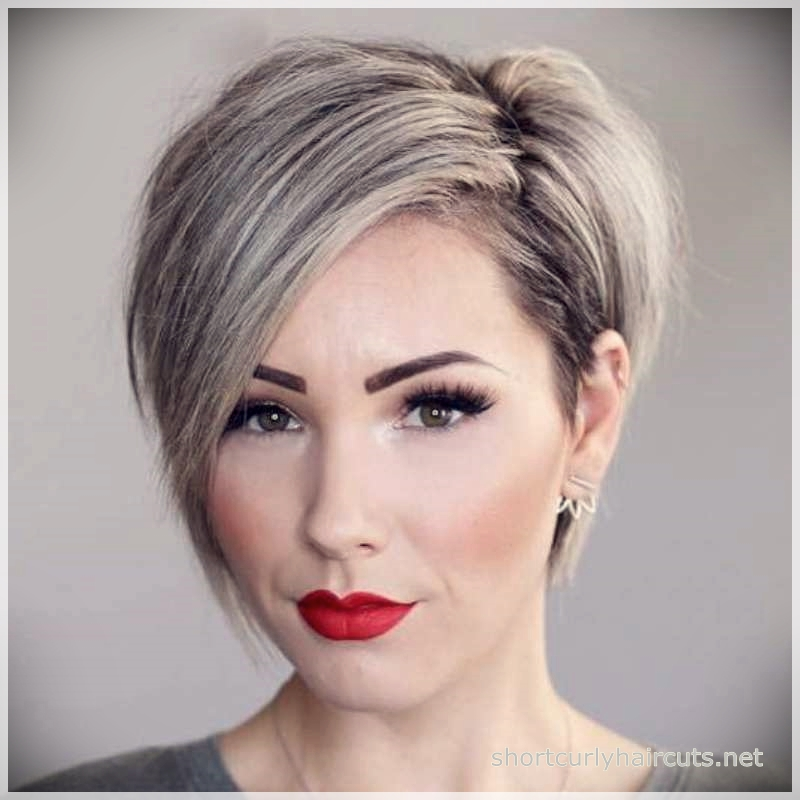 Which Short Hairstyles 2018 Will You Opt For? - short hairstyles 2018 1