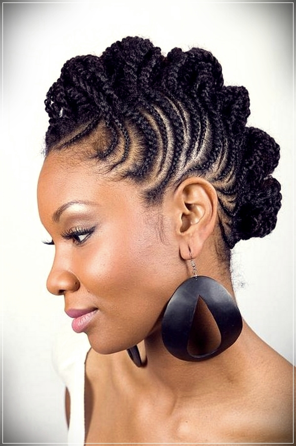 hairstyles for black women 21 - Some trendy and beautiful hairstyles for black women