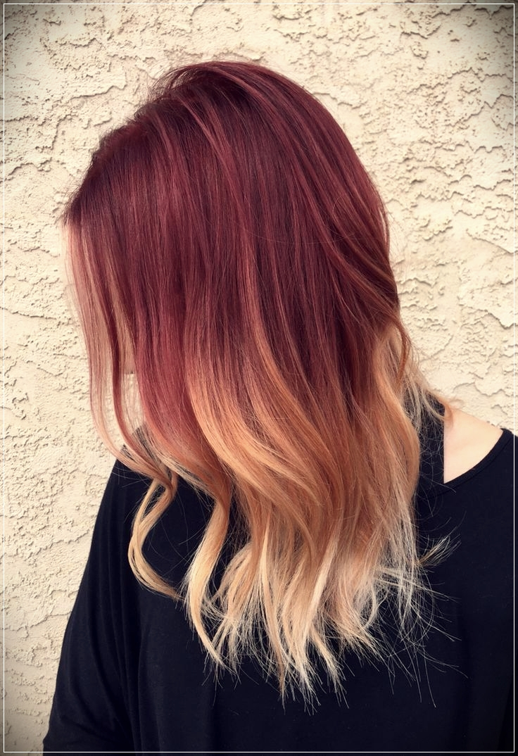 ombre hair color 4 - How to do ombre hair color to look attractive and sexy