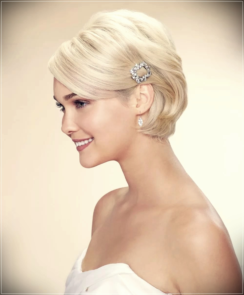 prom hairstyles for short hair 12 - Choose the perfect hairstyle for your short hair