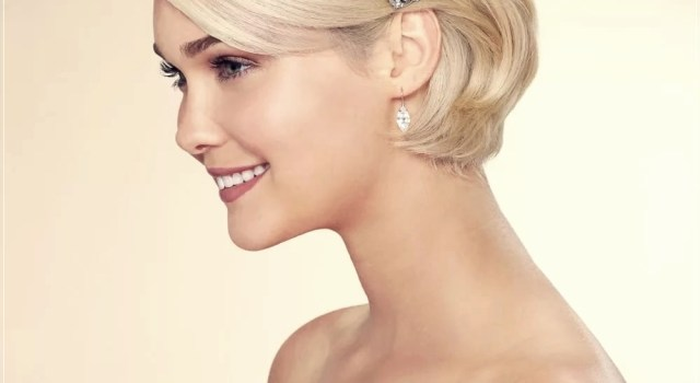 Choose the perfect hairstyle for your short hair - prom hairstyles for short hair 12