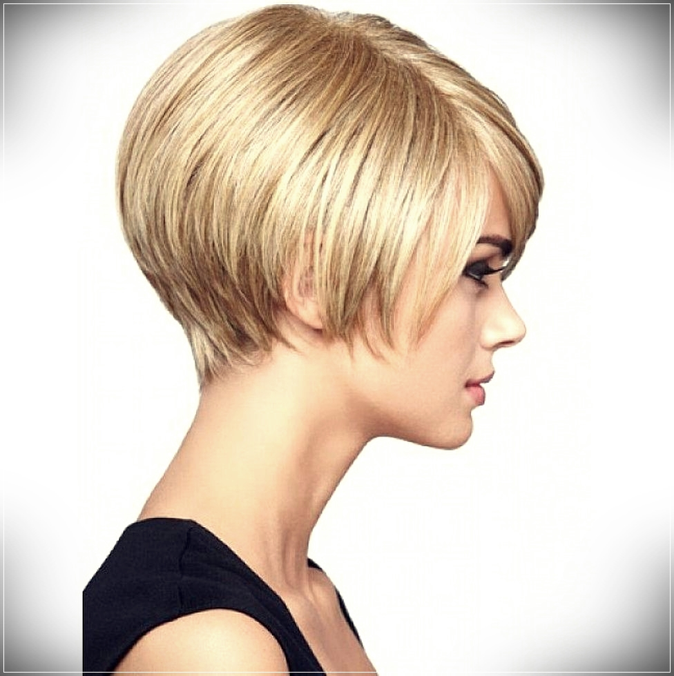 Different types of short layered hairstyles - short layered hairstyles 6