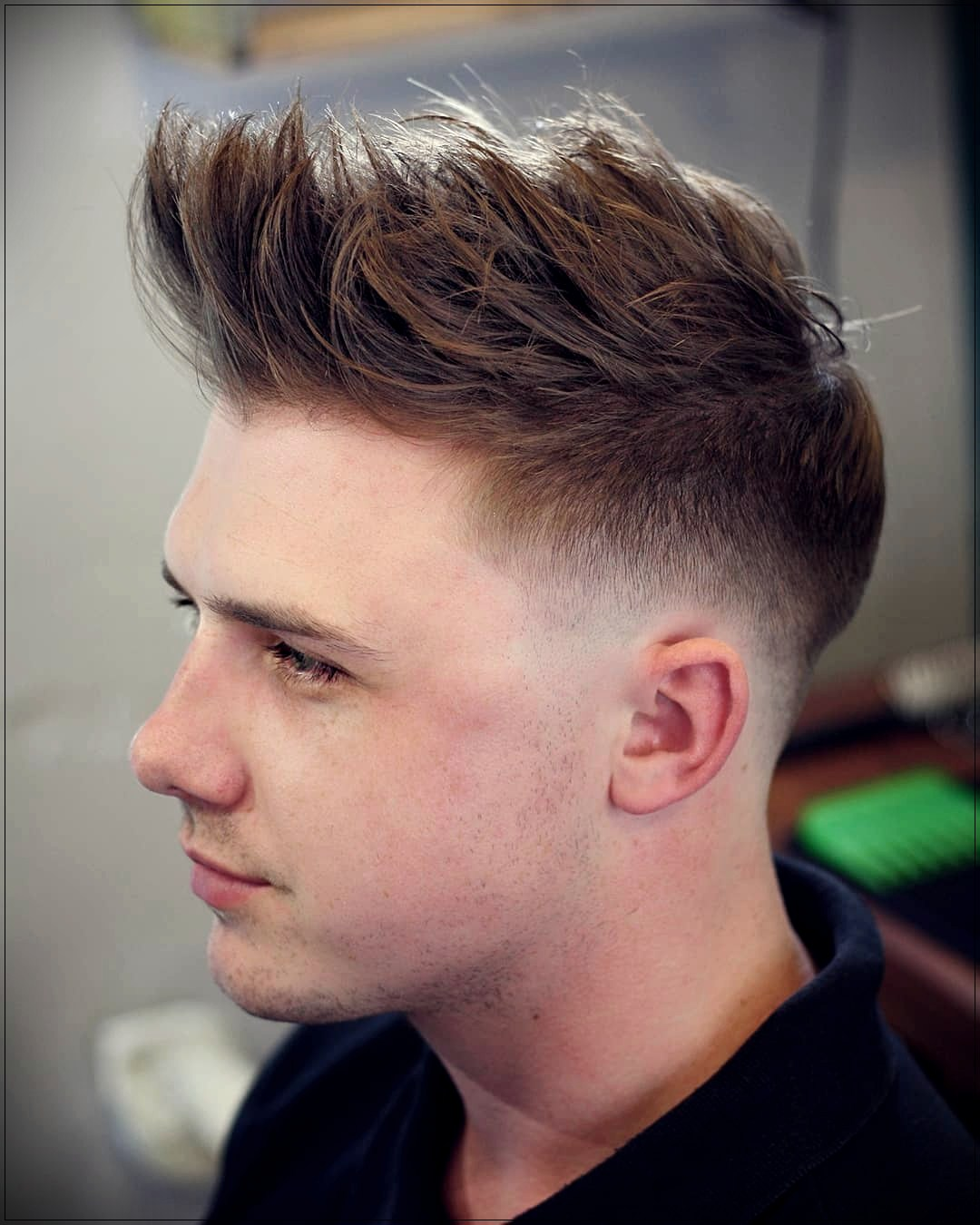 Short haircuts for men in 2018 10 - Sport these Short Haircuts for men in 2018