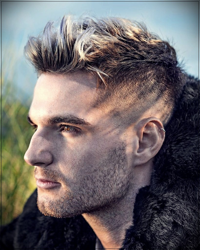 Short haircuts for men in 2018 3 - Sport these Short Haircuts for men in 2018