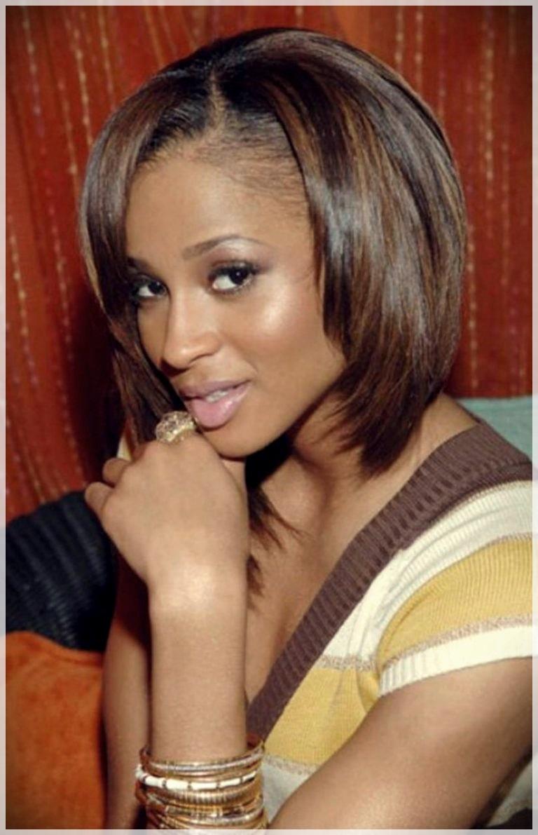 Top 15 Hairstyles for Black Women 2019 - Medium Length Hairstyles for black women 2019 3