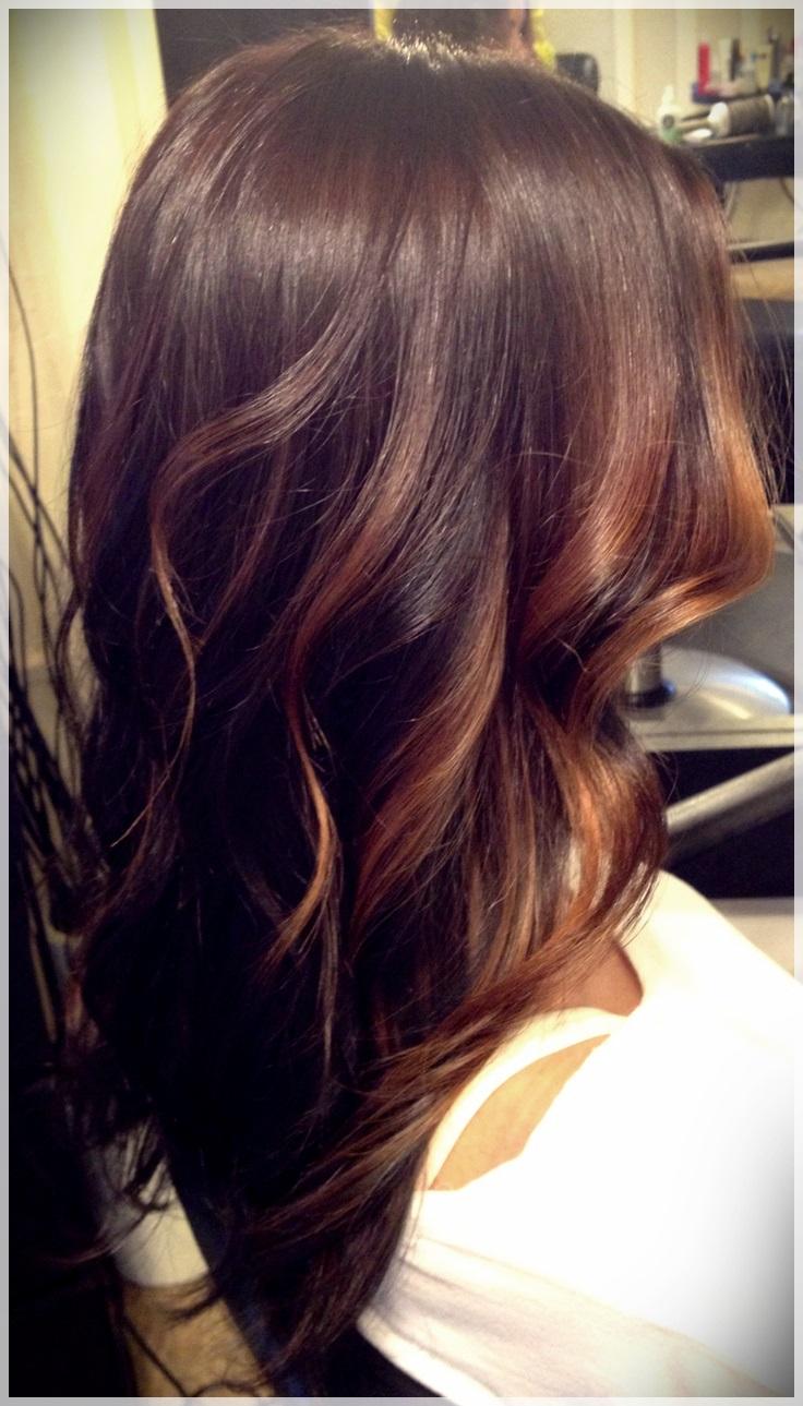 caramel brown hair color ideas 12 - Rocking caramel brown hair color