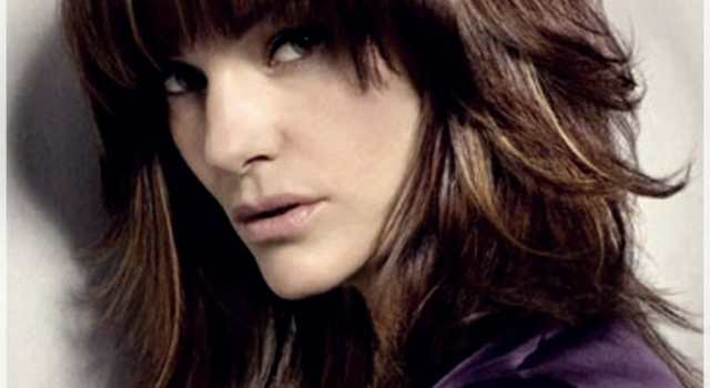 Why getting bangs will never go out of fashion? - layered haircut with bangs 13