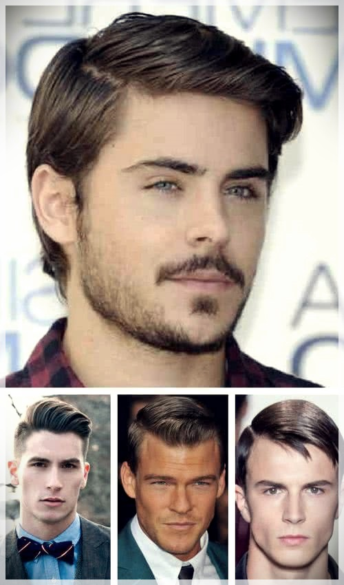 +100 Haircuts for Men 2018 2019 trends - 100 Haircuts for Men 2019 128