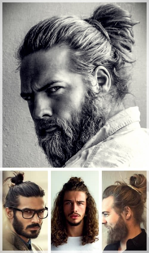 +100 Haircuts for Men 2018 2019 trends - 100 Haircuts for Men 2019 129