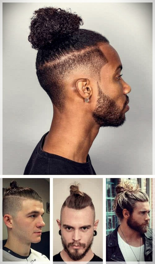 +100 Haircuts for Men 2018 2019 trends - 100 Haircuts for Men 2019 132
