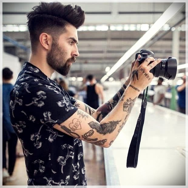 +100 Haircuts for Men 2018 2019 trends - 100 Haircuts for Men 2019 19