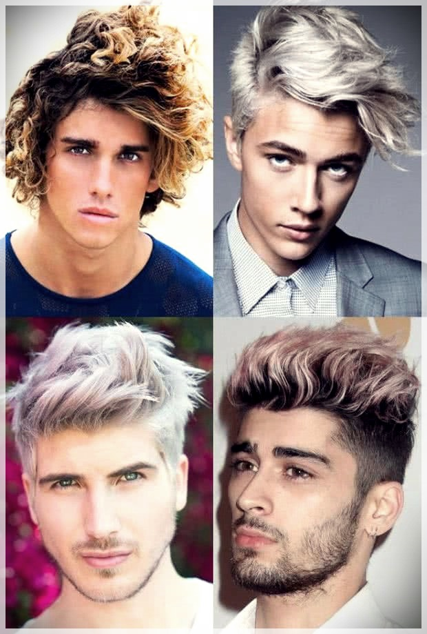 100 Haircuts For Men 2018 2019 Trends Short And Curly Haircuts