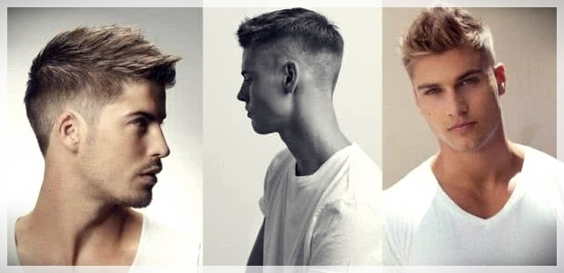 +100 Haircuts for Men 2018 2019 trends - 100 Haircuts for Men 2019 26