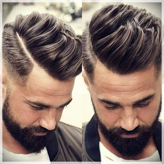+100 Haircuts for Men 2018 2019 trends - 100 Haircuts for Men 2019 29
