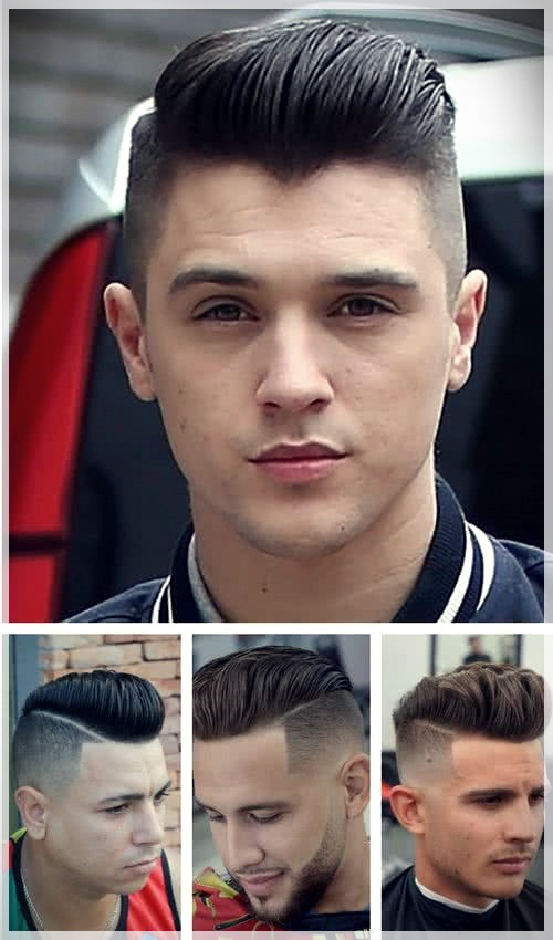 +100 Haircuts for Men 2018 2019 trends - 100 Haircuts for Men 2019 64