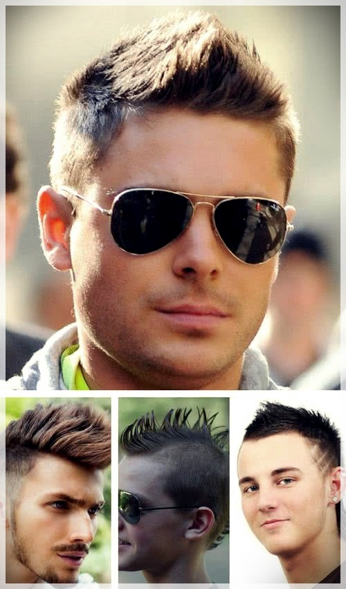 +100 Haircuts for Men 2018 2019 trends - 100 Haircuts for Men 2019 87