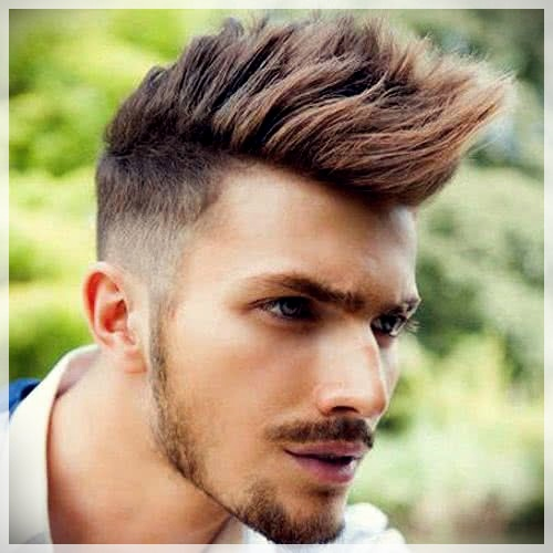 +100 Haircuts for Men 2018 2019 trends - 100 Haircuts for Men 2019 89
