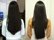 growing fast hair