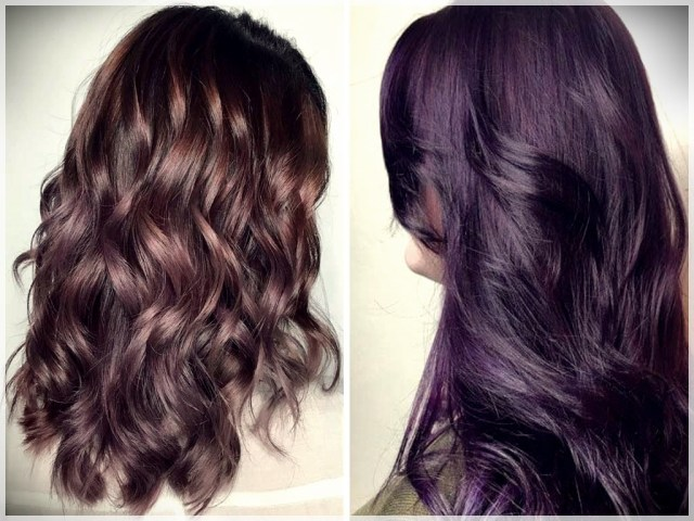 Hair Color 2019: Fall / Winter Trends - Hair Color 2019 Autumn Winter Trends 7