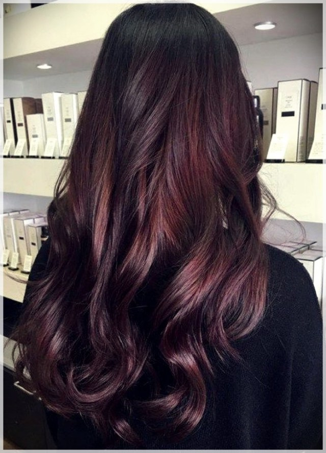 Hair Color 2019: Fall / Winter Trends - Hair Color 2019 Autumn Winter Trends 8