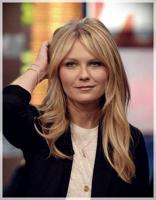Haircuts for Round Face 2019: photos and ideas - Haircuts for Round Face 2019 33