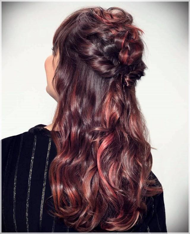 Hairstyles autumn winter 2019: photos and ideas - Hairstyles autumn winter 2019 14