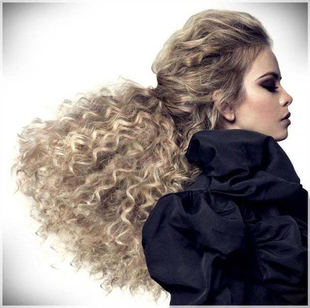 Hairstyles autumn winter 2019: photos and ideas - Hairstyles autumn winter 2019 20