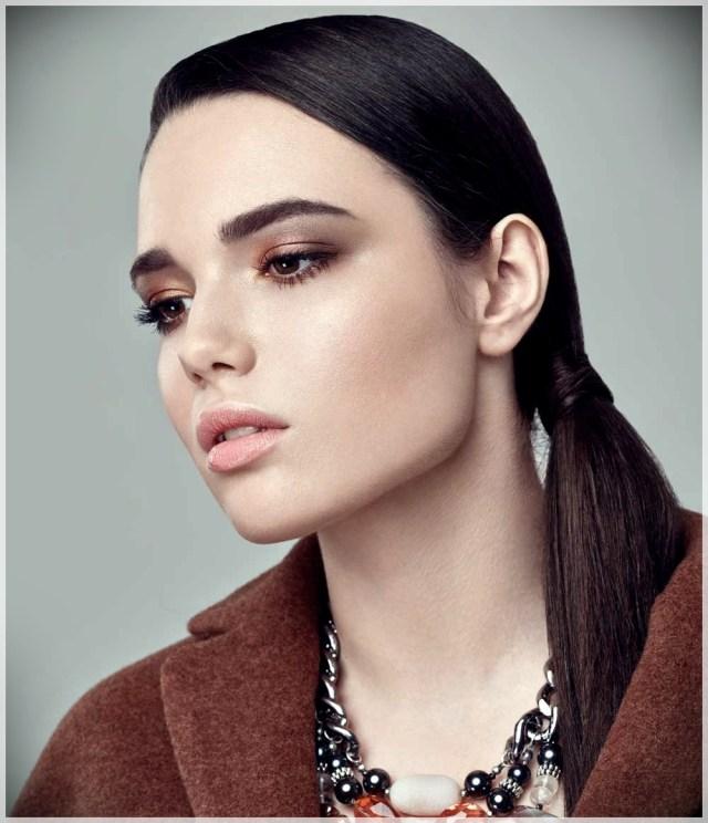 Hairstyles autumn winter 2019: photos and ideas - Hairstyles autumn winter 2019 22