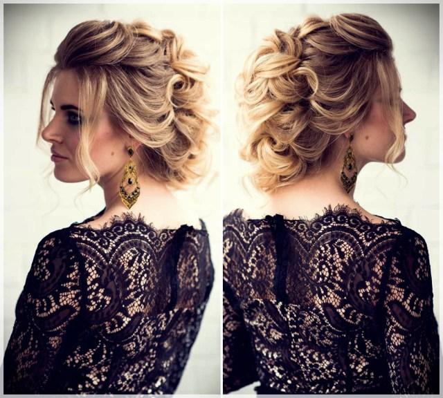 Hairstyles autumn winter 2019: photos and ideas - Hairstyles autumn winter 2019 35