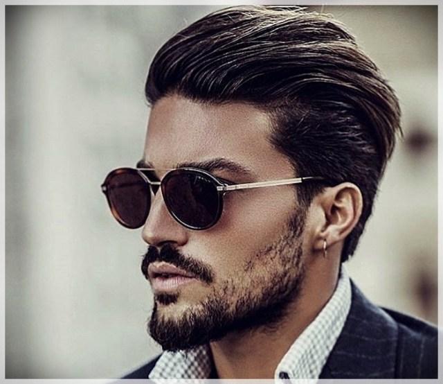 Trendy male cuts. Pompadour, the cut for men that always comes back into fashion - pompadour 6