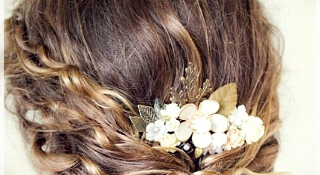 New Wedding Hairstyles for The Bride - wedding hairstyles 10