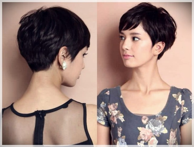 Best Short Haircuts 2019: trends and photos - Best Short haircuts 2019 13