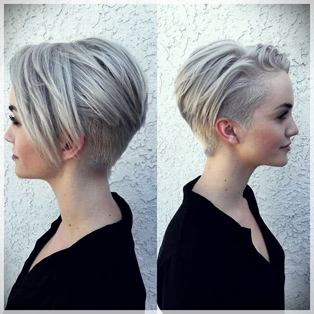 Best Short Haircuts 2019: trends and photos - Best Short haircuts 2019 15