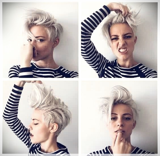 Best Short Haircuts 2019: trends and photos - Best Short haircuts 2019 16