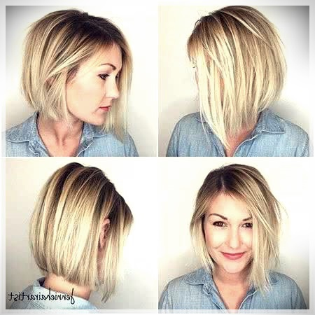 Best Short Haircuts 2019: trends and photos - Best Short haircuts 2019 26