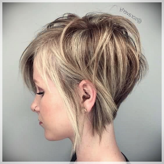 Best Short Haircuts 2019: trends and photos - Best Short haircuts 2019 44