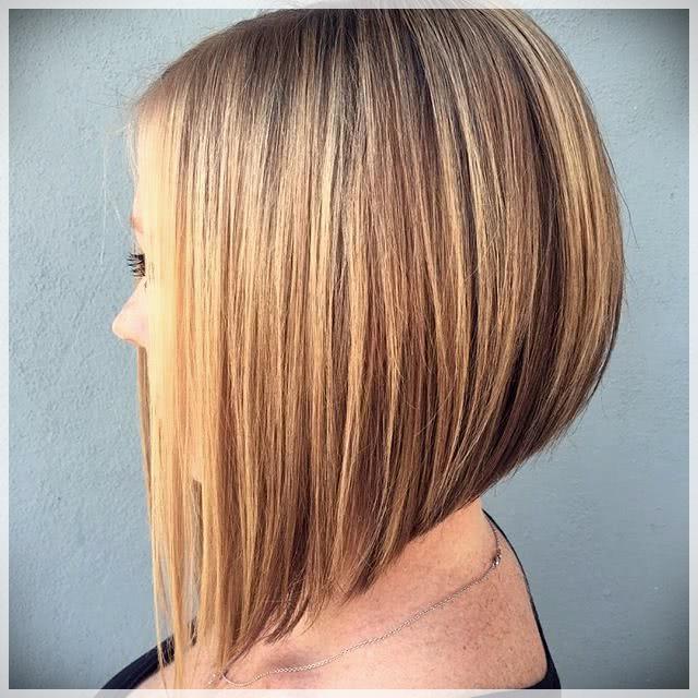 Bob Haircut 2019: trends and photos - Bob haircut 2019 16