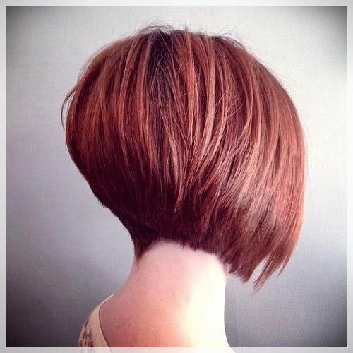 Bob Haircut 2019: trends and photos - Bob haircut 2019 22