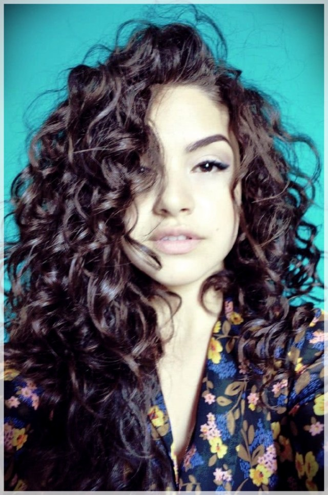 Curly or Wavy Haircuts 2019 - Curly or wavy haircuts 2019 41